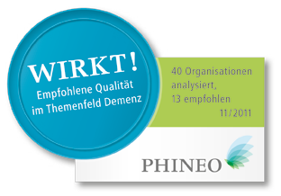 PHINEO-Qualit�tsempfehlung